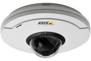屋内ドーム型カメラ